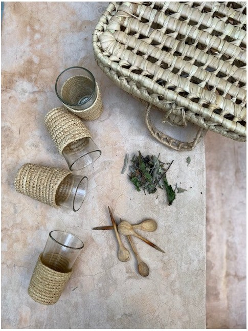 Coffret Thé Marocain
