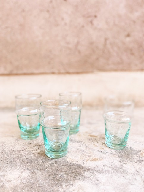 Verres à eau Beldi