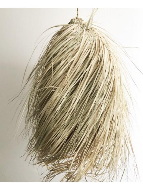 Suspension effilochée Cheveux